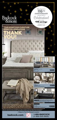 Home & Furniture offers in the Badcock catalogue in Gadsden AL ( 13 days left )