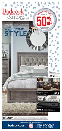 Home & Furniture offers in the Badcock catalogue in Douglasville GA ( Expires today )