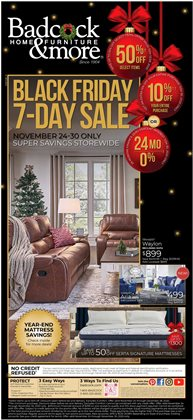 Home & Furniture offers in the Badcock catalogue in Chattanooga TN ( 3 days left )