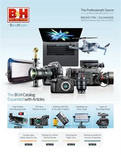 BH Photo deals in the New York weekly ad
