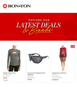 Department Stores offers in the Boston Store catalogue in Skokie IL ( 21 days left )