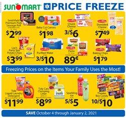 Sun Mart catalogue ( More than a month )