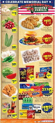 Supermercado Nuestra Familia catalogue in Omaha NE ( Expires today )