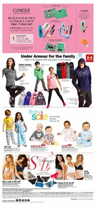 Top deals in the Younkers weekly ad in East Lansing MI