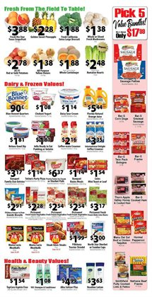 Wholesale Food Outlet deals in the Forest Park GA weekly ad
