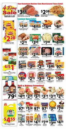 Detergent deals in the Wholesale Food Outlet weekly ad in Stone Mountain GA