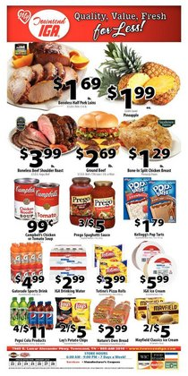 Grocery & Drug deals in the Wholesale Food Outlet weekly ad in Maryville TN
