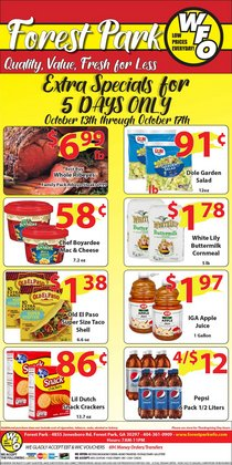 Wholesale Food Outlet deals in the Wholesale Food Outlet catalog ( Expires today)