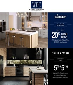 Warehouse Discount Center deals in the Warehouse Discount Center catalog ( 3 days left)