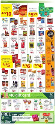 Tours deals in the VG's weekly ad in Pontiac MI