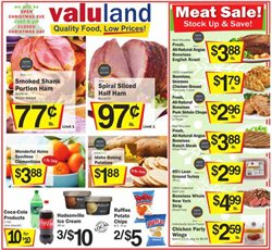 Valu Land deals in the Lansing MI weekly ad