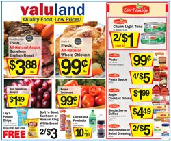 Valu Land catalogue ( Expires tomorrow )