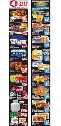 Tony's Finer Food deals in the Chicago IL weekly ad