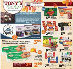 Grocery & Drug offers in the Tony's Finer Food catalogue in Lincolnwood IL ( 3 days left )