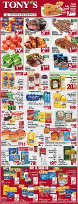 Grocery & Drug offers in the Tony's Finer Food catalogue in Evanston IL ( 2 days ago )