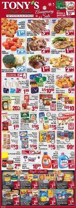 Tony's Finer Food catalogue ( Expires today )