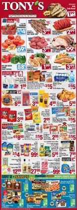 Grocery & Drug offers in the Tony's Finer Food catalogue in Schaumburg IL ( 3 days left )