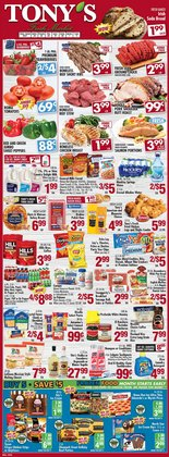 Grocery & Drug offers in the Tony's Finer Food catalogue in Cicero IL ( 2 days left )