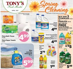 Tony's Finer Food catalogue ( 5 days left )