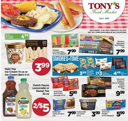 Grocery & Drug deals in the Tony's Finer Food catalog ( 2 days left)