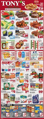 Tony's Finer Food deals in the Tony's Finer Food catalog ( Published today)
