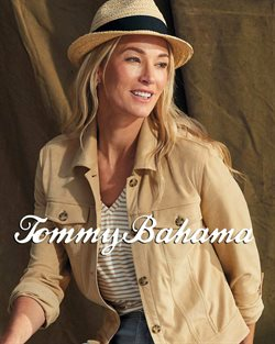 Tommy Bahama catalogue ( More than a month )