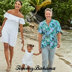 Clothing & Apparel deals in the Tommy Bahama catalog ( 6 days left)