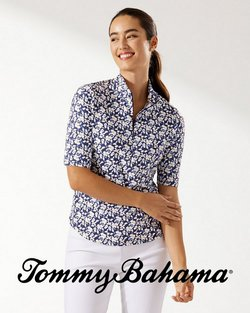 Tommy Bahama deals in the Tommy Bahama catalog ( More than a month)