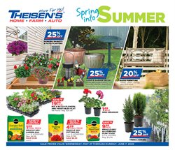 Department Stores offers in the Theisen's catalogue in Des Moines IA ( 3 days ago )
