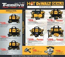 Theisen's deals in the Theisen's catalog ( 2 days left)