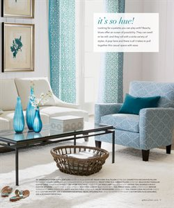 Chairs deals in the Ethan Allen weekly ad in New York
