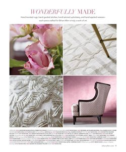 Lamp deals in the Ethan Allen weekly ad in New York