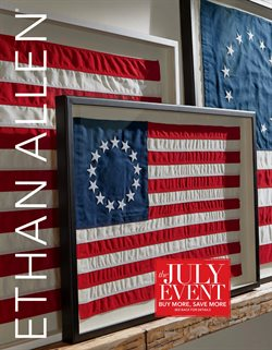 Ethan Allen deals in the Nashua NH weekly ad