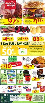 Family Fare deals in the Kalamazoo MI weekly ad