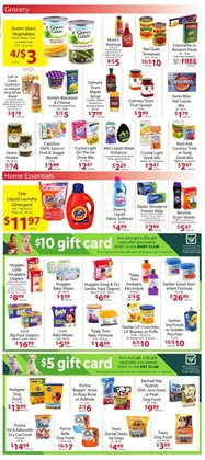 Trees deals in the Family Fare weekly ad in Muskegon MI