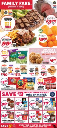Family Fare deals in the Omaha NE weekly ad