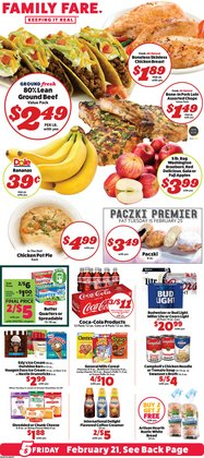 Grocery & Drug offers in the Family Fare catalogue in Rapid City SD ( 2 days left )