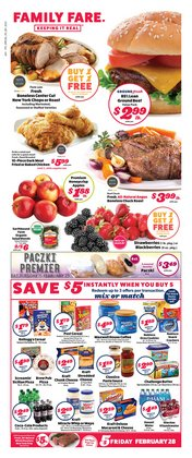 Family Fare catalogue ( 1 day ago )