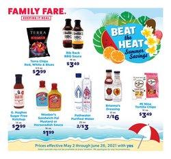 Family Fare deals in the Family Fare catalog ( 10 days left)