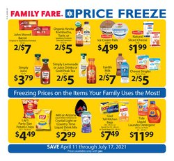Grocery & Drug deals in the Family Fare catalog ( 24 days left)