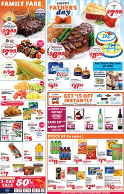 Grocery & Drug deals in the Family Fare catalog ( Expires today)