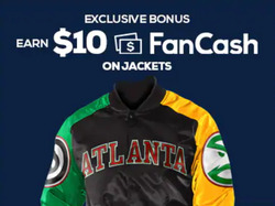 Fanatics coupon in Nashville TN ( 2 days left )