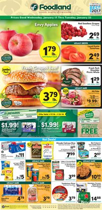 Foodland deals in the Honolulu HI weekly ad