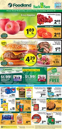 Foodland deals in the Hilo HI weekly ad