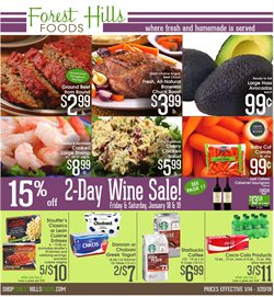 Grocery & Drug deals in the Forest Hills Food weekly ad in Grand Rapids MI