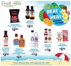 Forest Hills Food deals in the Forest Hills Food catalog ( 3 days left)