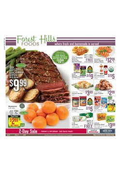 Grocery & Drug deals in the Forest Hills Food catalog ( Expires tomorrow)