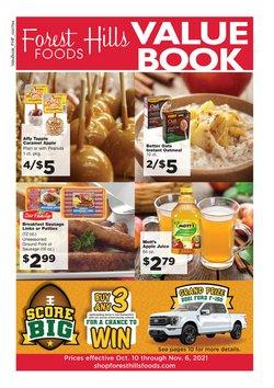 Forest Hills Food deals in the Forest Hills Food catalog ( 18 days left)