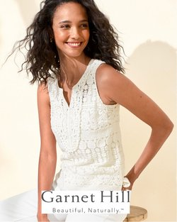 Garnet Hill deals in the Garnet Hill catalog ( 2 days left)
