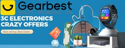 Electronics & Office Supplies offers in the GearBest catalogue in Bridgeport CT ( Expires tomorrow )